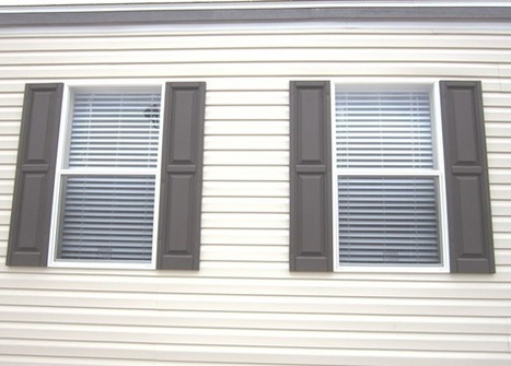 Restoration of Vinyl Shutters 101 | Vinyl Shutter Restoration | Scoop.it
