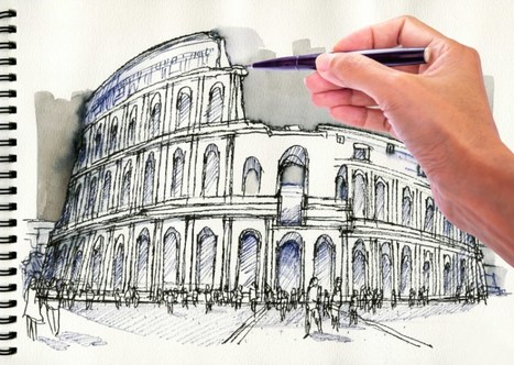Discover the Story Behind Perspective While You Take Art Classes in Italy   John Cabot University Blog   Study Abroad in Italy   Scoop.it
