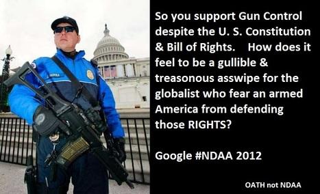 So you support #GunControl? Hmm... | Criminal Justice in America | Scoop.it