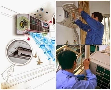 Bảo dưỡng điều hòa tại Hà Nội | Giá rẻ chỉ 100k | Dạy Học Thẩm Mỹ | Scoop.it