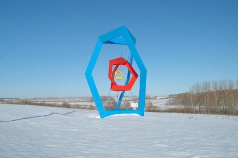 "Jon Barlow Hudson: ""Eidolon: Atom"" | Art Installations, Sculpture, Contemporary Art | Scoop.it"