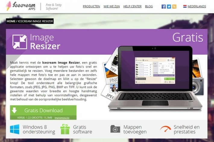 Edu-Curator: Icecream Image Resizer: een gratis applicatie om foto's te vergroten of te verkleinen [Freeware] | Educatief Internet - Gespot op 't Web | Scoop.it