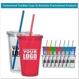 Get Customized Tumbler Cups As Business Promotional Products | Promotional products | Scoop.it