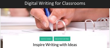Free Technology for Teachers: Inspire Young Writers With Write About ~ By Suzy Brooks | Scriveners' Trappings | Scoop.it
