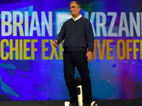After announcing plans to cut 12,000 people, here's what Intel's CEO says he wants to do next | InnoPasión | Scoop.it
