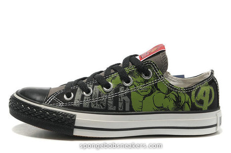 Comic Converse All Star Shoes The Avengers - Wellsphere | Salesneaker | Scoop.it