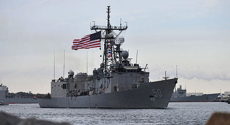U.S. sends two warships to Black Sea for Olympics security | Rachel Sigrist - Gov | Scoop.it