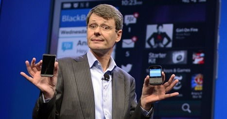 BlackBerry Agrees to Be Acquired for $4.7 Billion | anonymous activist | Scoop.it