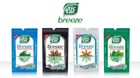Tic Tac mise sur les influenceurs pour le lancement de Tic Tac Breeze   Community Management Post   Scoop.it