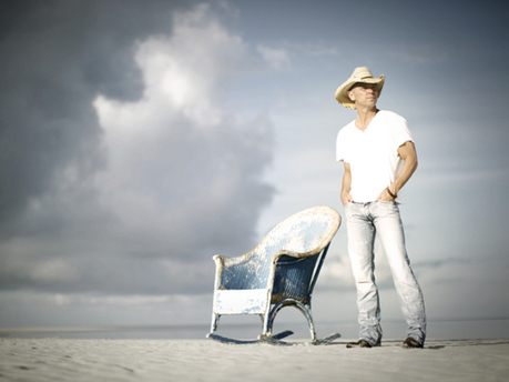 "Free Voucher to Purchase Kenny Chesney's New Album ""Life on a Rock"" for $5.99 at Amazon MP3 
