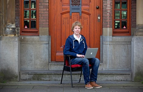 Going Dutch: Sharing Economy Turns Student Project Into A Global Business - Forbes | Peer2Politics | Scoop.it
