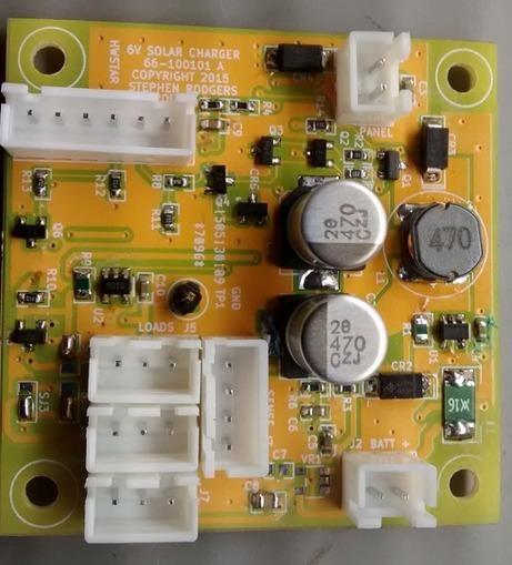 6 Volt 5 Watt solar charge controller   Dangerous Prototypes   Arduino, Netduino, Rasperry Pi!   Scoop.it