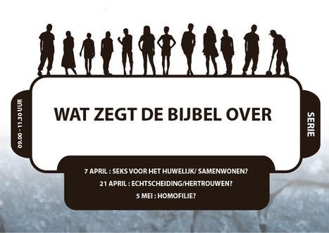 Themadienst Bethel, Drachten 5 mei 2013 'Homofilie - Wat zegt de bijbel over'   Christian Homophobia   Scoop.it
