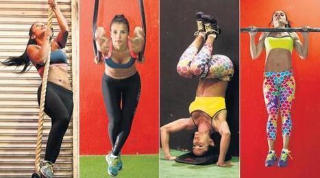 El crossfit conquistó a las mujeres - El Comercio | CrossFit Ejercicios | Scoop.it