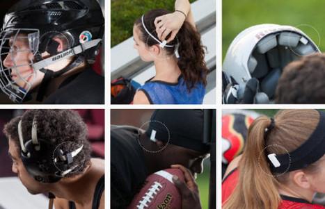 Entrepreneurs develop head injury alert sensor for parents, coaches | Digitized Health | Scoop.it