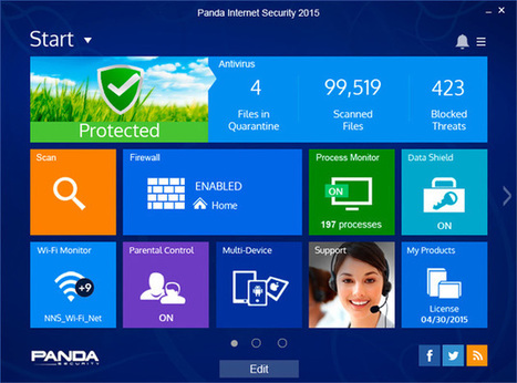 Download Internet Security 2015 Download | freeallsoftwares.com | Internet Security | Scoop.it