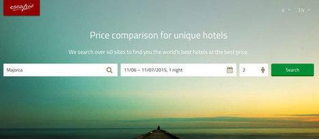 @Escapio switches to hotel metasearch: Will small OTAs follow? | ALBERTO CORRERA - QUADRI E DIRIGENTI TURISMO IN ITALIA | Scoop.it