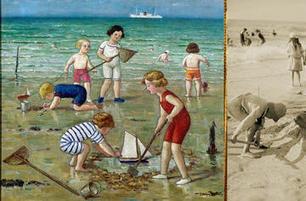 Moteur Collections: Les plaisirs de la plage | Clic France | Scoop.it