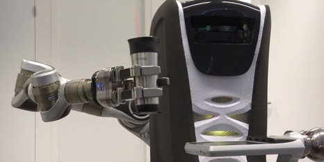 The 6 Robots That Will Wash And Feed Us When We're Old | leapmind | Scoop.it