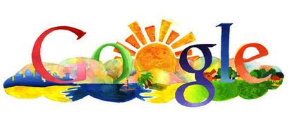 Beautiful Google Doodles (1998 – 2010)   omnia mea mecum fero   Scoop.it
