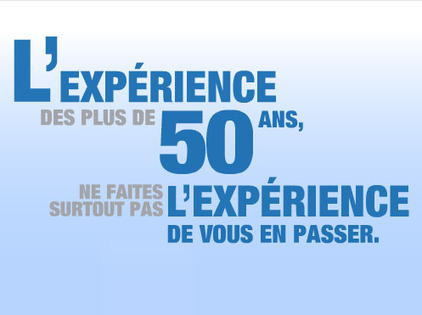 Le chômage des séniors | Je, tu, il... nous ! | Scoop.it