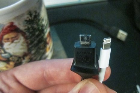 The Next-Gen USB Plug To Be Smaller And Finally Reversible | TechCrunch | Technology and Gadgets | Scoop.it