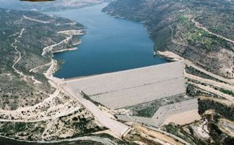 Dam capacity in Cyprus declines to 55 percent , says Agriculture Minister - Famagusta Gazette   ecoiko nature environment   Scoop.it
