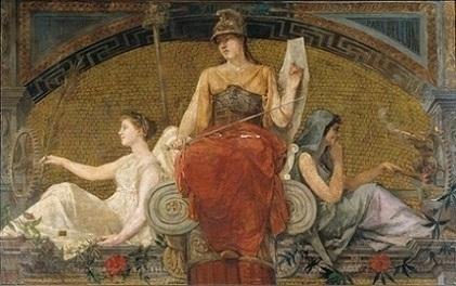 El mito de Minerva, diosa romana de la guerra | Dioses de la Antigua Roma | Scoop.it