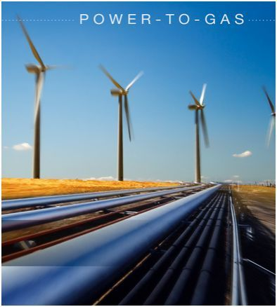 """Power-to-Gas"" et biogaz : deux énergies clé d'avenir (Enerzine, 18/03/2015) 