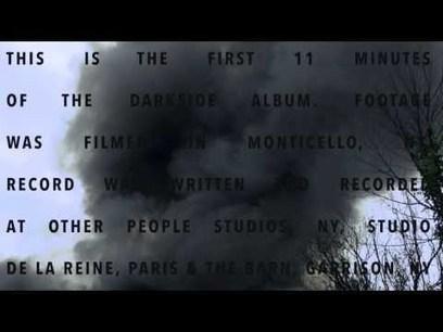 Le prochain album de Darkside en 11 minutes   Video   Splash My Sound   Scoop.it
