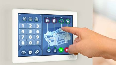 Your Ultimate Home Security Cheat Sheet - Real Estate News and Advice - realtor.com | camera security | Scoop.it
