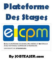 Lancement de la nouvelle Plateforme de stages de l'ECPM en partenariat avec JobTeaser | ECPM Strasbourg | Scoop.it