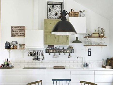 Une maison danoise pleine d'idées | | PLANETE DECO a homes worldPLANETE DECO a homes world | idee deco | Scoop.it