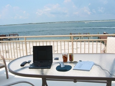 Organizing Your Freelance Business Before Going on a Vacation | Home & Office Organization | Scoop.it