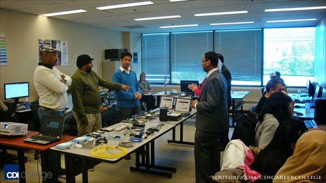 CDI College: CompTIA International Director for Canada Visits CDI College Mississauga Campus | Events at CDI College | Scoop.it