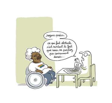 Je fais de la discrimination à l'embauche ! | FatiBell | Scoop.it