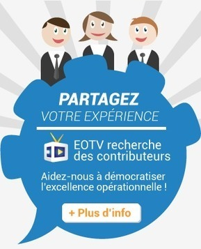 Lean management : Pourquoi il ne faut pas faire l'amalgame entre l'efficience et l'efficacitéExcellence-Operationnelle.TV | Excellence-Operationnelle.TV | uxperfect | Scoop.it