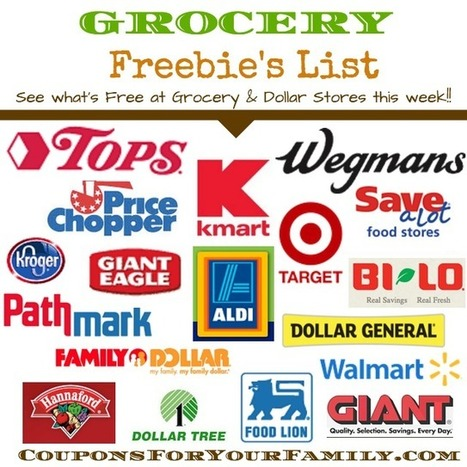 Free Groceries this week Dec 4-10:  Zest Bar Soap, Zantac 150, Splenda, Gillette Shave Gel & more | Grocery List Savings | Scoop.it