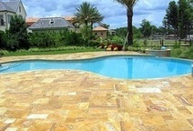 Different Kinds of Pool Tiles for Your Pool's Classic Finish | Travertine Pavers Direct | Scoop.it