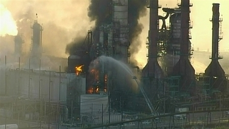 Chevron to Pay $2 Million for 2012 Refinery Fire in Richmond, CA; 200 Arrested at Protest | environmental justice | Scoop.it