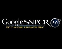 How to make money with Google Sniper 2.0 by George Brown | Mario Bello on The Web! | Scoop.it