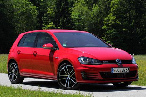 2015 Volkswagen GTD - Autoblog (blog)   IQTELL   Scoop.it