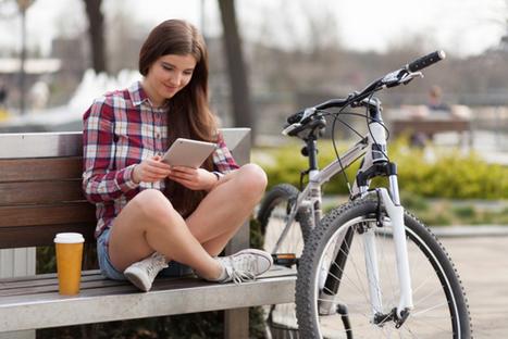 ¿Leer nos hace felices? Breve reflexión en el Día Mundial del Libro - Hipertextual | Bibliotecología | Scoop.it
