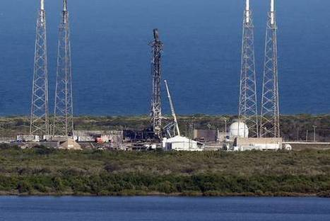 SpaceX Seeks to Return Falcon 9 to Service in November | Space business and exploration | Scoop.it