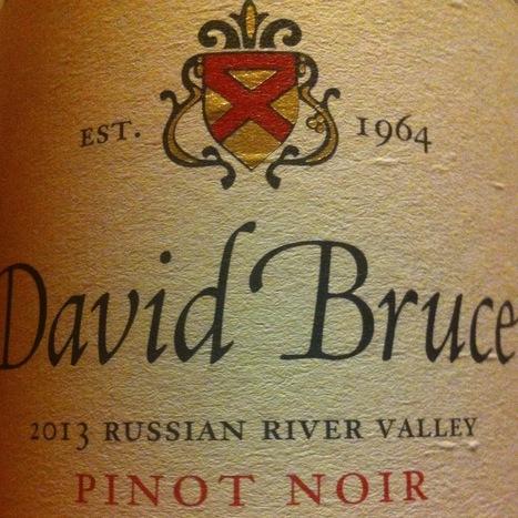 David Bruce Sonoma Coast Pinot Noir | Pinot Post | Scoop.it