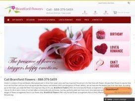 Berta the Florist Reviews, 237 Charing Cross St, Brantford   Florists   n49.ca   Berta the Florist   Scoop.it