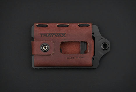 Trayvax Element Wallet | Stuff we drool about... | Scoop.it