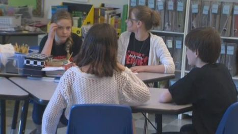 Holcomb Elementary students prepare for Wash. math competition - kgw.com | CLOVER ENTERPRISES ''THE ENTERTAINMENT OF CHOICE'' | Scoop.it