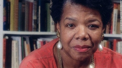 Legendary author Maya Angelou dies at age 86 | Library Collaboration | Scoop.it