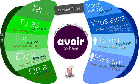 To have (avoir) in French – Present Tense | Learn French Online | Learn French online | Scoop.it